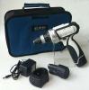 Popular 10.8V li-ion cordless drill/screwdriver in Tool Bag