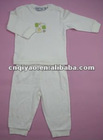 100% cotton baby sleepwear