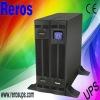 LCD panel rack mount online UPS