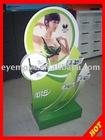 PVC expansion sheet display stand