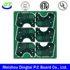 FR-4 PCB with gold plating pcb for led