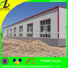 Modern steel living cheap prefab portable house for sale