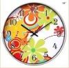 Acrylic Novel Beautiful Wall Clock