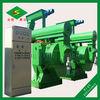 Fully automatic flat die sawdust pellet machine
