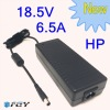 18.5V 6.5A AC Laptop Adapter with LED