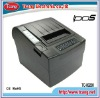 pos thermal printer with COM+USB port connect