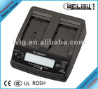 camera battery charger AC VQ1051D Battery Camera Charger for Sony NP-F560 F970 F750 F760 TRV9 , DCR-TRV900 , DCR-VX