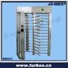 electronic waist full height turnstile
