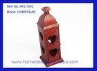 HHL1002 antique finish metal lantern