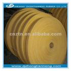 yellow colour or orange colour cottor rubber flat belt