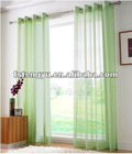 pencil pleat light curtain voile