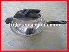 Hign-gland aliminum alloy pressure cooker pan