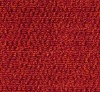 PP Red exhibition /heavy traffic Solid Color Carpet Tile
