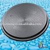 SMC Watertight Composite Manhole Cover for Gas Station /frp manhole cover /composite manhole cover