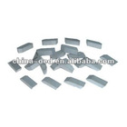 cemented carbide brazed tips for turing tool with good quality
