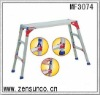Aluminium Step Ladder with Tool Shelf /Multi-Purpose Folding Ladder