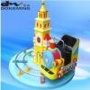MP3 one seat kid ride -----mini train