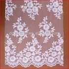 Fancy Wedding Dress Swiss Crochet Lace Fabric