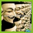Wholesale plastic v for vendetta party mask