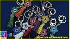 2012 Lastest fashion decoration keychain