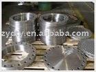 Non-standard titanium products