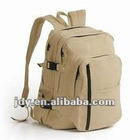 School backpack for teenager and basic sport for hiking or camping trip