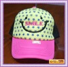 Logo embroideried Baseball Cap