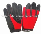 leather mechanic gloves
