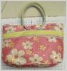 soft cotton fabric handset bag