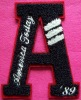 Chenille Patch A