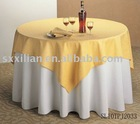 polyester jacqaurd tablecloth / table linen/home textile