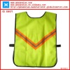 en471 mesh safety vest with printing