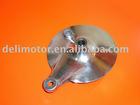 Motorcycle wheel hub cover