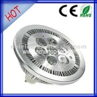 7w GU10 led shop lights
