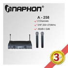 Professional VHF Wireless Microphone A-58