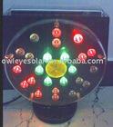 solar barricade light ,solar warning lamp ,led signal light ,solar traffic light