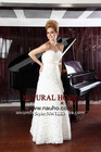 Crazy Hot 2012 new listed exquisite and elegant bridal wedding dress NW1223