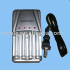 Battery charger for aa, aaa battery