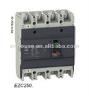 Moulded Case Circuit Breaker EasyPact EZC250-4P
