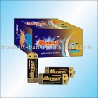 R6 SIZE AA UM-3 DRY CELL BATTERY 2DOZ/BOX