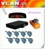 VCAN0325/Rainbow LED Display Parking Sensor