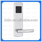Card access door lock for offce