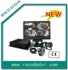 Best SD Card 3G vehicle Mobile DVR,support wifi gps