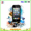 for iphone case s from apple five water resistant case/cell phone/mobile phone cover