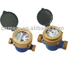 Single-jet Liquid Sealed water meter