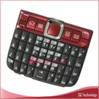 for Nokia E63 Keypad Red Colour Original