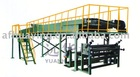 Adhesive tape laminating machine(overhead type)