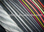 Plastic coated wire rope(PVC, PU, PP, nylon)