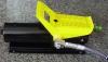 10-Ton Air/Hydraulic Foot Pump