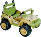Ride on jeep toy